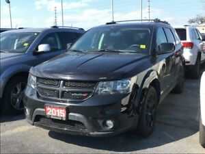 2015 Dodge Journey SXT**BLACKTOP**BLUETOOTH**8.4 TOUCHSCREEN**