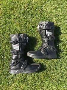 2 pairs of Youth Motocross boots