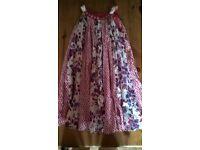 Summer Dress Aged 9-10