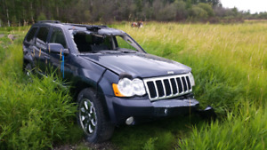 Parting out 2008 jeep grand Cherokee 3.0l diesel.