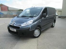 2014 Citroen Dispatch 1.6 HDi 95 EU6 2016MY Enterprise XL 1200 1 owner pas