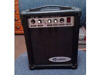 Rockburn FG 10 Practise Guitar Amp 10 Watt Sell or Swap