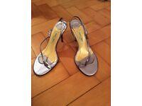 Jimmy Choo high heeled shoes size 39 (uk6.5)