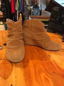 Women's boots and shoes