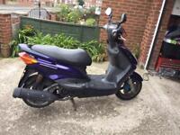 2005 Yamaha NCX125 Cygnus