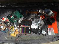 DIY tools saws drills spanners plus more