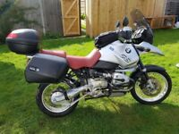 BMW GS 1150 2003 Motorcycle
