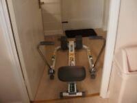 Manta Delta rowing machine very good condition