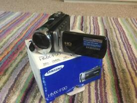 Samsung HMX-F90 camcorder