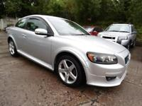 Volvo C30 1.6 S (FULL SERVICE HISTORY + FINANCE AVAILABLE)