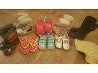 Mix shoes size 8