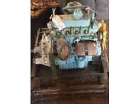Mini Engine and Gear Box - Ex Ministry Reserve - Fully Reconditioned