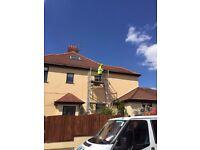 Scaffold Boss/eiger tower 6.2m working height