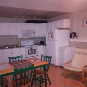 FULLY FURNISHED/SELF CONTAINED 2 BDRM BASEMENT SUITE FOR RENT