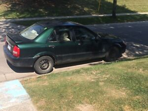 2002 Mazda protege for sale