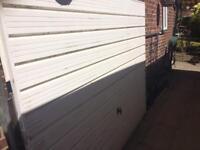 Garage electric door