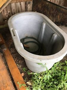 Water trough horse livestock stock tank