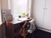 Bright and Cozy Double Room in Rusholme for Short Let