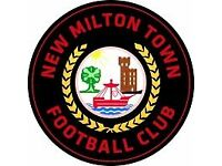 Under 10's Girls Football at New Milton Town Ladies