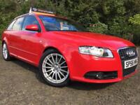 *VERY RARE CAR WITH THIS MILES*AUDI A4 2.0 TURBO AVANT SLINE QUATTRO SPE EDITION