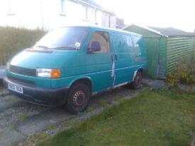VW T4 Transporter £1700