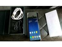 Samsung Galaxy S8, UNLOCKED, As New, Fully Boxed with IMEI Report Certificate