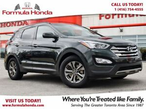 2013 Hyundai Santa Fe ONE OWNER | MINT CONDITION | BLUETOOTH - F