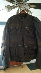Men's  medium motorcycle jacket