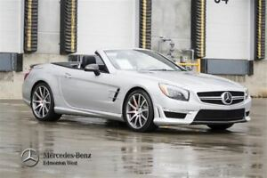 2014 Mercedes-Benz SL63 AMG Premium Advanced Drive Assist w/Magi