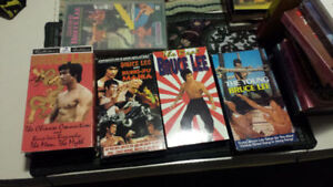 Bruce Lee Collection 5 VHS