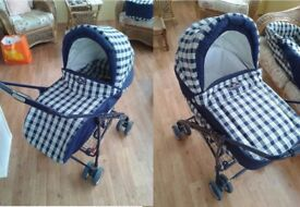 Britax Italian Collection Pushchair,& CarryCot plus hoods, raincover, PRICE SLASHED