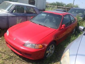 1995 Honda Civic Si FOR SALE