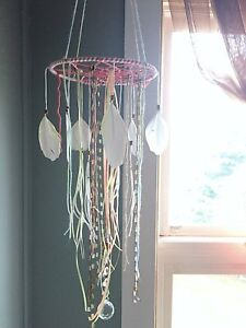 Baby mobile dream catchers! Any color!