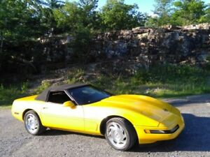 1995 Chevrolet Corvette - Convertible