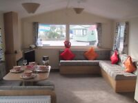 New static caravan holiday home on gorgeous coastal park. Payment options available. South Devon.