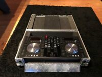 Pioneer XDJ R1 with Flight Case