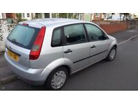 2005 Ford Fiesta 1.2 LX. 5 Door Hatchback