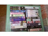 VHS original videos