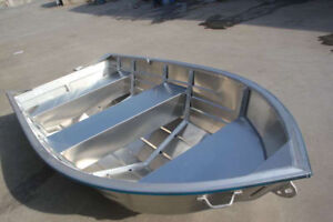 ONLY A FEW LEFT NEW WELDED ALUMINUM BOATS