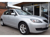 2007 MAZDA MAZDA3 5 DR 1.6 PETROL, GREAT CAR, VIEWING RECOMMENDED, BARGAIN, SMALL HATCH