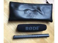 Rode NTG-1 Shotgun Microphone - Great Condition