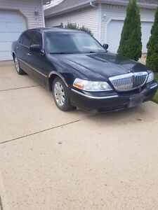 2006 Lincoln towncar executive L