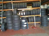 Tyres part used