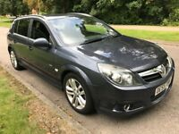 Vauxhall Signum Design CDTI 150 1910cc Turbo Diesel 6 speed manual 5 door hatchback 55 Plate 2005