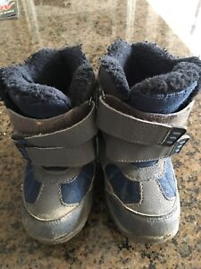 Boys thinsulate winter boots size 7 T