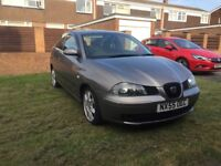55 PLATE SEAT IBIZA 1.9 TDI PD100 MAPPED TO 130BHP MOT MARCH NXT YEAR 130K NO SWAP LEON GOLF A3