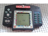 Handheld Portable Monopoly Game (Fully Working, Great For Travel)