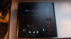 ART PRO TUBE AMP PREAMP AND ADAPTOR