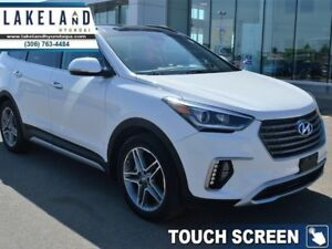 2017 Hyundai Santa Fe XL Limited  - Navigation -  Cooled Seats -