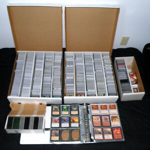 Enderby: Magic the Gathering cards